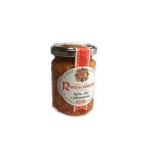 """Sauce """"aglio, olio e peperoncino"""" 130g"""